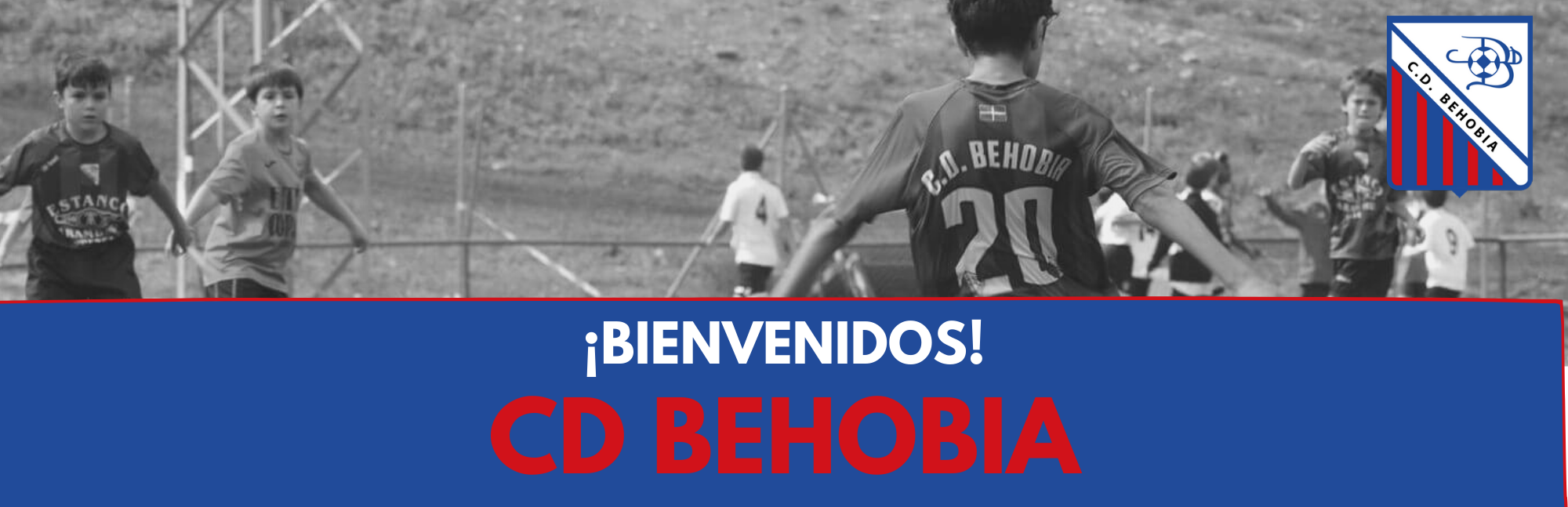 ¡BIENVENIDOS! CD BEHOBIA