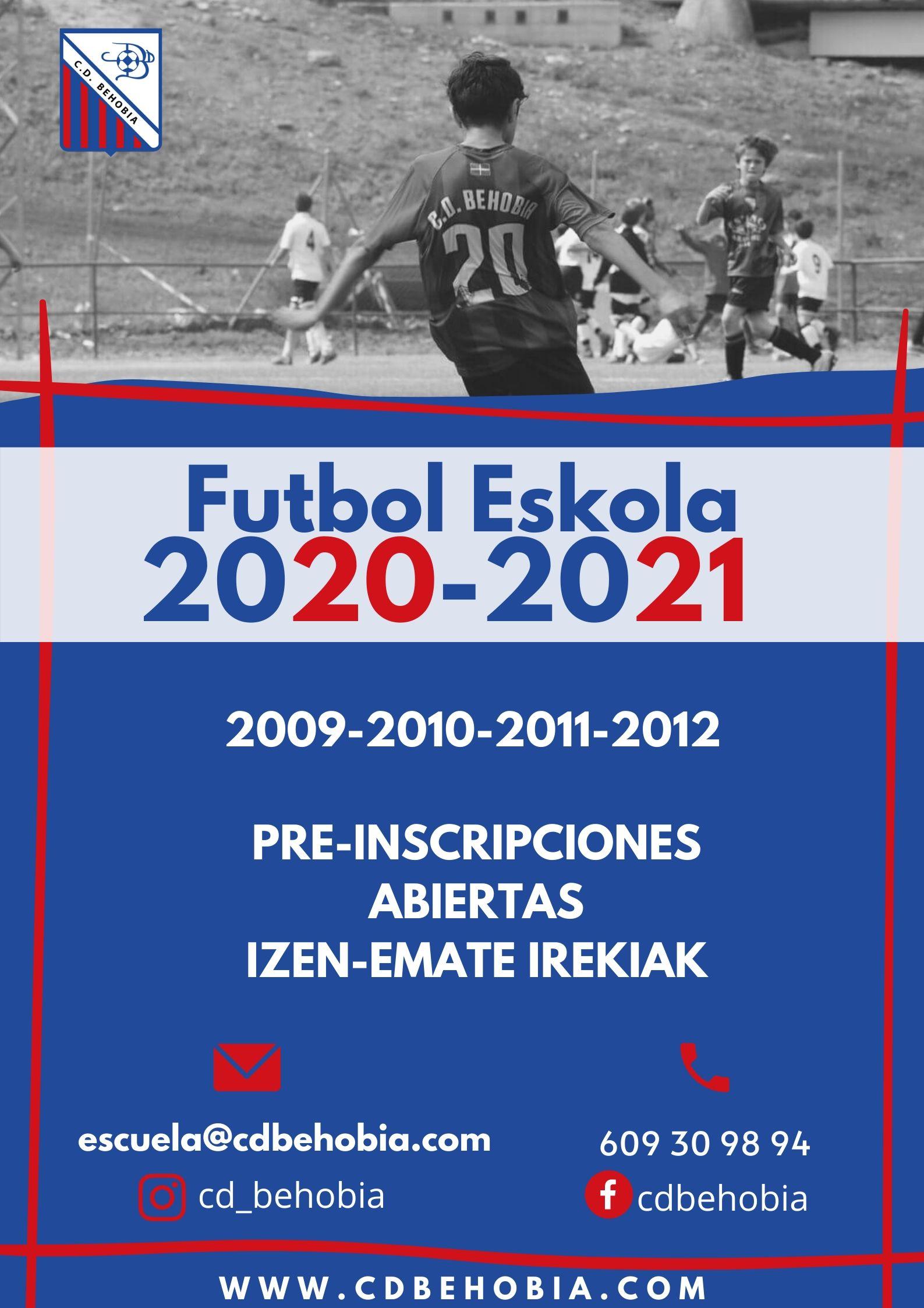 Escuela 2021