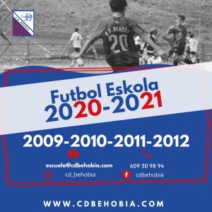 Futbol Eskola CD Behobia Irun