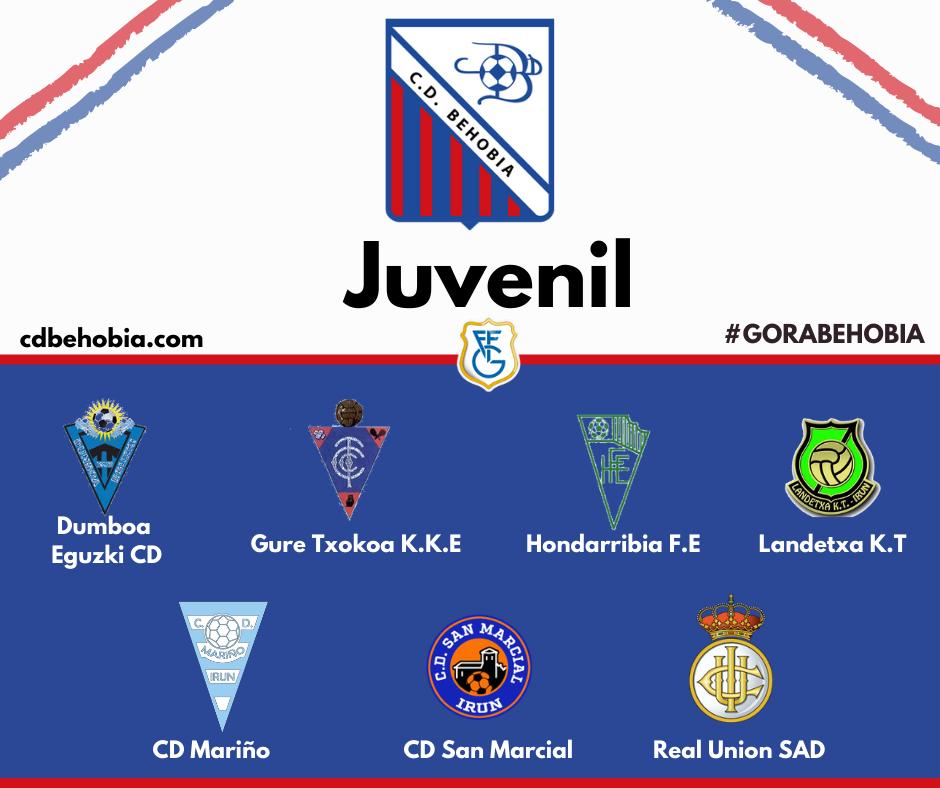 Grupo Juvenil Behobia Irun Temporada 20-21