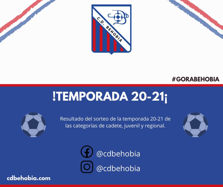 Grupo Cadete A Behobia Irun temporada 20-21